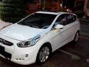 Bán Hyundai Accent AT sản xuất 2014, màu trắng  giá 475 triệu tại Vĩnh Long