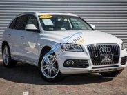 Bán Audi Q5 Premium Plus đời 2015, màu trắng, nhập khẩu nguyên chiếc giá 2 tỷ 200 tr tại Tp.HCM