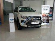 Cần bán xe Ford Ranger Wildtrak 3.2 4x4 AT đời 2017, màu trắng, nhập khẩu giá 925 triệu tại Hà Nội