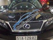 Xe Lexus RX450 h Hybrid sản xuất 2011, màu đen số tự động giá 2 tỷ 150 tr tại Tp.HCM