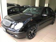 Cần bán lại xe Mercedes E240 đời 2003, màu đen chính chủ giá 315 triệu tại Hà Nội