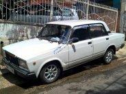 Cần bán lại xe Lada 2107 sản xuất 1990, màu trắng, xe nhập, giá chỉ 48 triệu giá 48 triệu tại Gia Lai