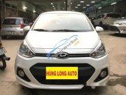 Bán Hyundai i10 1.2 AT đời 2015, màu trắng, giá tốt giá 415 triệu tại Hà Nội