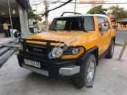 Bán xe cũ Toyota Fj cruiser năm 2007, màu vàng, nhập khẩu, giá 850tr giá 850 triệu tại Tp.HCM