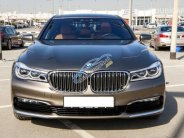 Bán xe BMW 7 Series 730Li đời 2017, màu nâu, xe nhập, có xe giao ngay giá 4 tỷ 98 tr tại Nghệ An
