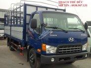 Bán xe tải Hyundai HD500 tải trọng 5 tấn, hỗ trợ trả góp ngân hàng đến 80% giá trị xe giá 568 triệu tại Tp.HCM