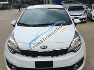 Bán ô tô Kia Rio 4DR AT đời 2017, xe mới, màu trắng giá 525 triệu tại Lạng Sơn