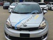 Kia Lạng Sơn bán xe Kia Rio 4DR MT sản xuất 2017, màu bạc giá 485 triệu tại Lạng Sơn