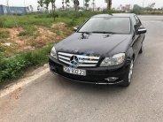 Gia đình bán xe Mercedes C230 đời 2008, màu đen giá 575 triệu tại Hà Nội