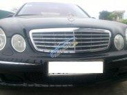 Bán xe Mercedes E240 đời 2004, màu đen, nhập khẩu giá 345 triệu tại Hải Phòng