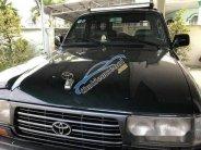 Bán Toyota Land Cruiser đời 1991, màu đen đã đi 160000 km giá 320 triệu tại Đồng Nai