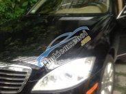 Cần bán xe Mercedes S550 đời 2007, màu đen, nhập khẩu giá 1 tỷ 275 tr tại Tp.HCM