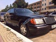 Cần bán xe Mercedes S 320 năm 1995, màu đen, nhập khẩu, giá chỉ 259 triệu giá 259 triệu tại Tp.HCM