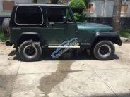 Bán ô tô Jeep Wrangler đời 1995, màu xanh lam, xe nhập số tự động  giá 180 triệu tại Bình Dương