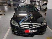 Cần bán Mercedes C230 đời 2008, màu đen giá 560 triệu tại Tp.HCM