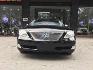 Bán Lexus LS 460L đời 2008, màu đen, nhập khẩu giá 1 tỷ 380 tr tại Hà Nội