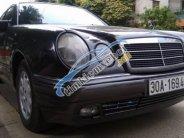 Bán Mercedes E230 2.3 MT sản xuất 1995, màu đen giá 169 triệu tại Lạng Sơn