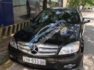 Cần bán xe Mercedes C230 2.5 AT sản xuất 2008, màu đen giá 515 triệu tại Hà Nội
