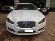 Jaguar XF 2.0, sản xuất 2012, đăng ký 2014 xe tư nhân. Màu trắng giá 1 tỷ 550 tr tại Hà Nội