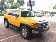 Bán Toyota Fj cruiser 4.0 AT đời 2007, màu vàng, nhập khẩu Nhật Bản chính chủ giá 875 triệu tại Hà Nội