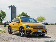 Bán Volkswagen Beetle DUNE đời 2017, màu vàng, Xe giao ngay - Hotline; 0909 717 983 giá 1 tỷ 469 tr tại Quảng Nam