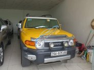 Bán Toyota Fj cruiser AT đời 2006, màu vàng chính chủ giá 880 triệu tại Hà Nội