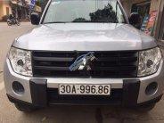 Bán gấp Mitsubishi Pajero V93 2008, màu bạc, nhập khẩu số sàn, 645tr giá 645 triệu tại Hà Giang