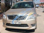 Bán xe Toyota Innova đời 2008, màu vàng số sàn giá 360 triệu tại Điện Biên