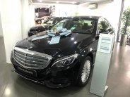 Bán Mercedes C250 2017 đen/kem chạy lướt giá tốt giá 1 tỷ 390 tr tại Hà Nội