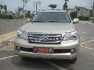 Bán Lexus GX 460 đời 2010, màu vàng, nhập khẩu giá 2 tỷ 360 tr tại Thái Nguyên