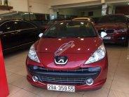 Bán ô tô Peugeot 207 cc 1.6 đời 2008, màu đỏ, nhập khẩu nguyên chiếc như mới giá 570 triệu tại Hà Nội