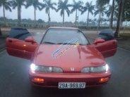 Bán gấp Honda Integra đời 1992, màu vàng, xe nhập chính chủ giá 105 triệu tại Hà Nội