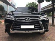 Cần bán xe Lexus LX570 đời 2016, màu đen Nội thất Nâu xe đăng ký 2016  giá 6 tỷ 850 tr tại Hà Nội