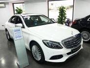 Bán xe Mercedes C250 đời 2017, màu trắng giá 1 tỷ 410 tr tại Hà Nội