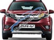 Bán ô tô Honda BR-V đời , màu đỏ, nhập khẩu nguyên chiếc, 495tr giá 495 triệu tại Tp.HCM