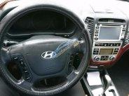Cần bán gấp Hyundai Santa Fe MLX đời 2008, màu đen, nhập khẩu chính chủ giá 590 triệu tại Hà Nội