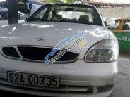 Bán xe Daewoo Nubira II đời 2002, màu trắng  giá 122 triệu tại Quảng Nam