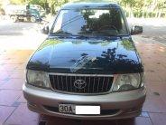 Cần bán xe Toyota Zace GL đời 2004, màu xanh lục, giá 250tr giá 250 triệu tại Hà Nội