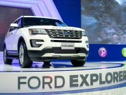 Bán xe Ford Esplorer Explorer Limited đời 2017, màu trắng, nhập khẩu giá 2 tỷ 180 tr tại Tp.HCM