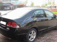 Bán Honda Civic 2.0 sản xuất 2009, màu đen  giá 465 triệu tại Hà Nội