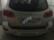 Bán Hyundai Santa Fe đời 2008, màu bạc, nhập khẩu nguyên chiếc giá 520 triệu tại Hà Nội