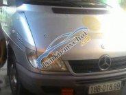 Bán Mercedes Sprinter đời 2007, màu bạc giá cạnh tranh giá 370 triệu tại Nam Định
