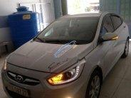 Bán ô tô Hyundai Accent 1.4 MT đời 2014, màu bạc, xe nhập giá cạnh tranh giá 390 triệu tại Vĩnh Long