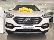 0963304094 Hyundai Tây Hồ: Hyundai Santa Fe xe mới 2018 đủ các bản xăng - dầu, đủ màu chọn, hỗ trợ ngân hàng giá 898 triệu tại Hà Nội