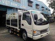 Xe tải JAC 3.45 tấn, xe tải động cơ Isuzu siêu tiết kiệm giá 296 triệu tại Tp.HCM