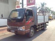 Xe tải JAC 2.4 tấn, động cơ Isuzu siêu tiết kiệm giá 349 triệu tại Tp.HCM