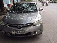 Bán ô tô Honda Civic 2.0 đời 2009, màu xám giá 350 triệu tại Hải Phòng