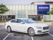 Bán xe Volvo S90 T5 Inscription đời 2017, màu trắng, xe nhập giá 2 tỷ 699 tr tại Hà Nội