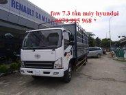 Faw 7.3 tấn động cơ Hyundai 130PS, thùng dài 6m25. L/H 0979 995 968 giá 540 triệu tại Hà Nội