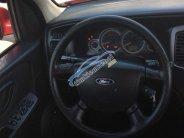 Bán Ford Escape XLS đời 2011, màu đỏ, nhập khẩu giá 580 triệu tại Hà Nội